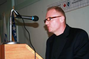 Prof. Emir Ramic Na Čelu Instituta za Istraživanje Zločina Protiv Čovječnosti