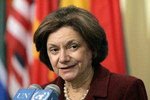 Pismo KBSA ambasadorki Rosemary DiCarlo