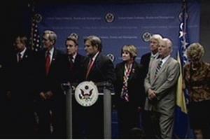Delegacije Kongresa SAD-a u Posjeti Bosni i Hercegovini