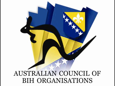 Saopštenje Vijeća BiH organizacija Australije