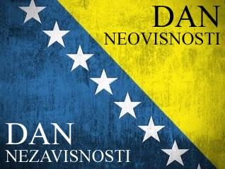 Saopćenje KBSA Povodom Dana Neovisnosti Bosne i Hercegovine