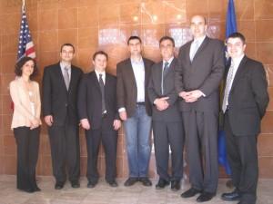 Delegacija KBSA sa predstavnicima Ambasade BiH i predstavnicima Savjetodavnog Vijeća za BiH
