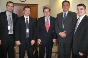 Delegacija KBSA se sastala sa predstavnicima State Departmenta u Washington DCu