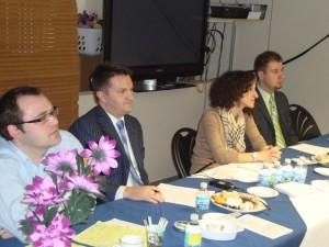 Uloga Bosnjacko-americkog savjetodavnog vijeca za Bosnu i Hercegovinu (BASVBiH) u zastiti interesa Bosne i Hercegovine u Washingtonu