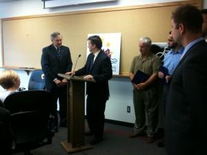 Gradovi Grand Rapids i Kentwood u Michiganu proglasili 11. Juli, 2010 kao Dan sjećanja na Srebrenicu