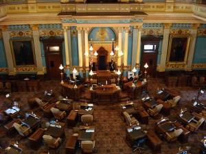 Senat_Michigan