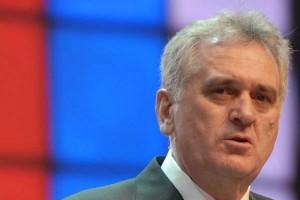 Saopćenje o izjavi predsjednika Srbije, Tomislava Nikolića, kojom negira genocid u Bosni i Hercegovini