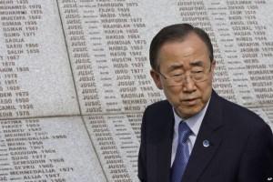 Otvoreno pismo generalnom sekretaru UN