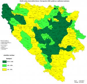 """""""Samogenocid"""" na popisu stanovništva BiH 2013 godine"""