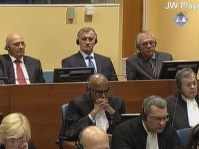 Press release regarding the ICTY verdict: Croatia committed agression against Bosnia and Herzegovina