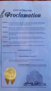 orlando 2014 srebrenica proclamation