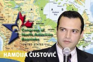 Predsjednik KBSA Hamdija Čustović : U Daytonu ću jasno i glasno reći da sporazum postignut u ovom gradu ne može biti konačno riješenje za BiH !